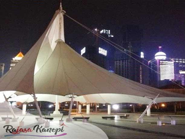 Kanopi Tenda Membrane